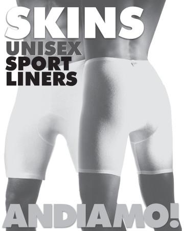Andiamo Unisex Skins Unpadded