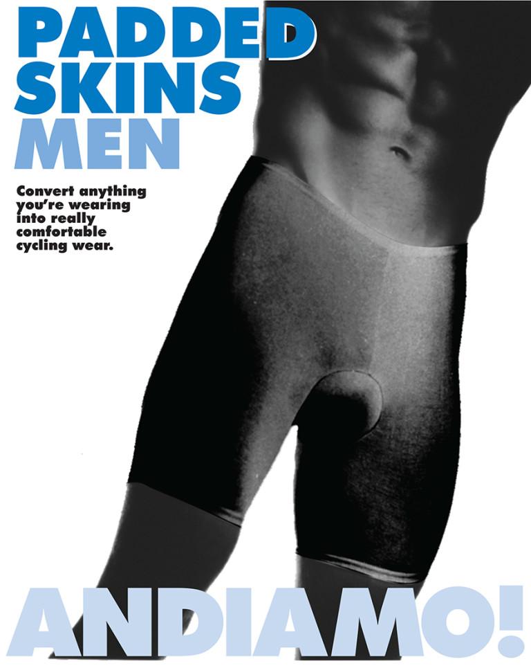 MEN'S PADDED SKINS