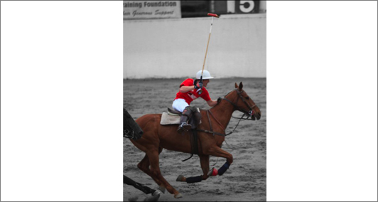 I recently purchased a pair of Andiamo underwear for increased support and protection when playing polo...